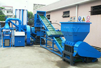 ZY-800 Copper Cable Wire Recycling Machine