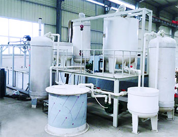 Gold Deplating Equipment