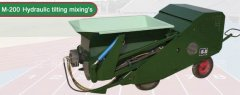 M-200 Hydraulic Mixing Machine