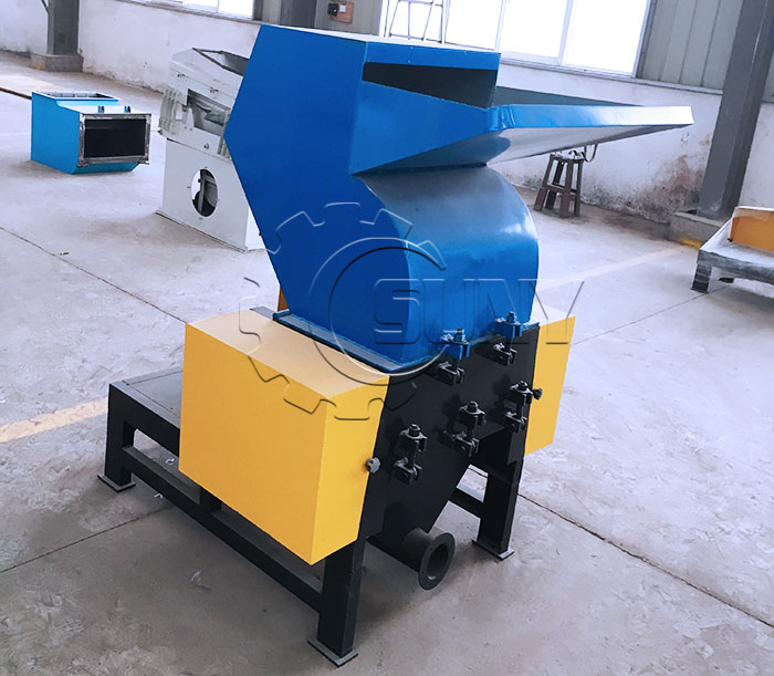 Plastic crusher Picture Details