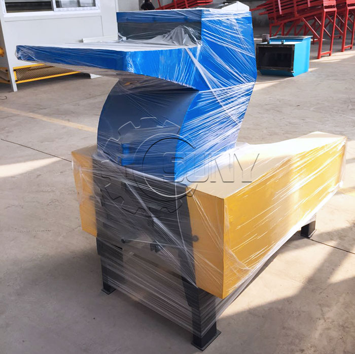 Plastic crusher Packaging & Shipping: