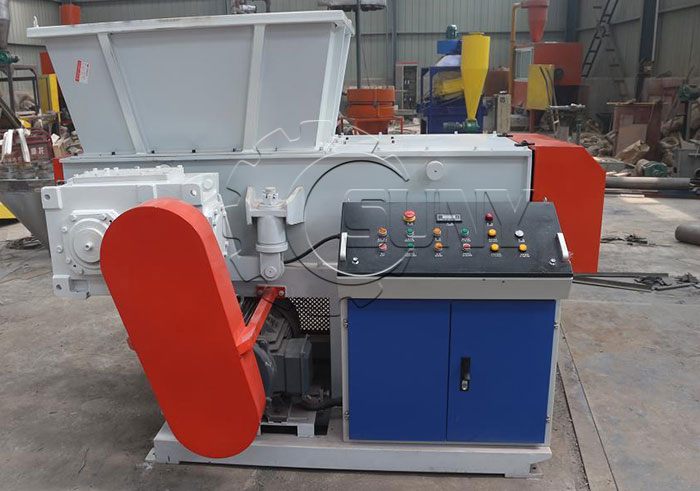 Single Shaft Shredder Picture Details