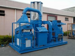 ZY-600 Copper Cable Wire Granulator