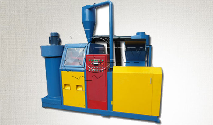 ZY-350 Cable Wire Recycling Machine