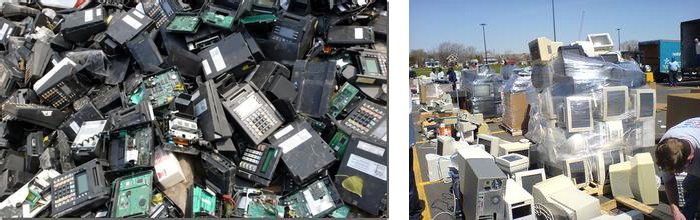 What is The Cause of Electronic Waste?